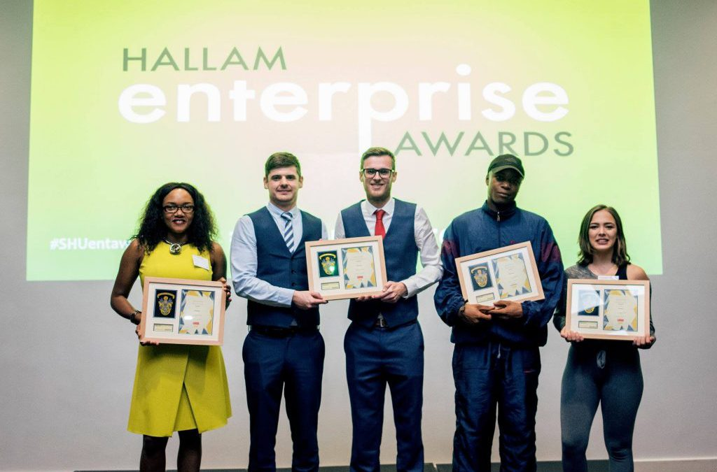Sheffield Hallam University Enterprise Awards