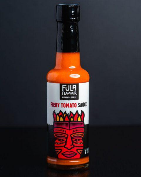 Fiery Tomato Sauce