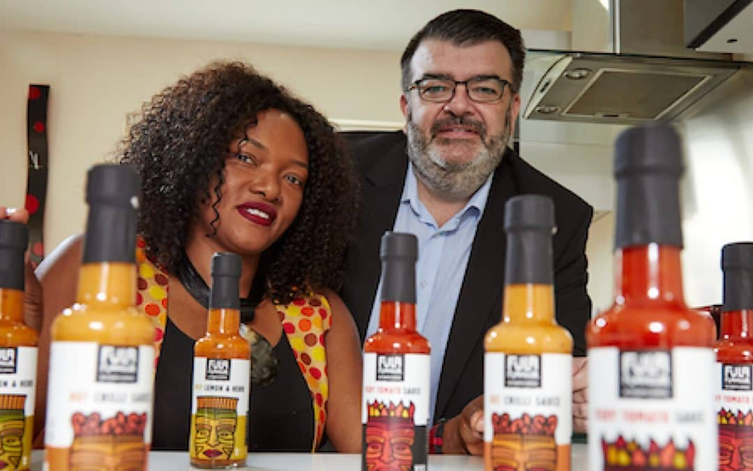 How UK Steel Enterprise Helped Build Fula Flavour