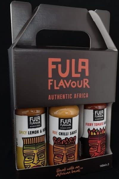 Fula Flavour giftset